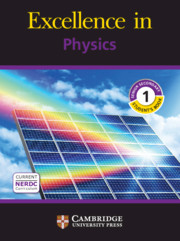 Excellence in Physics for Senior Secondary 3 Student's Book Elevate Edition