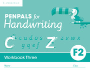 Penpals for Handwriting Workbook Three (pack of 10)