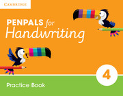 Penpals for Handwriting Practice Book