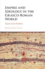 Empire and Ideology in the Graeco-Roman World