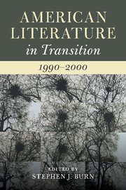 American Literature in Transition, 1990–2000