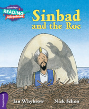 Sinbad and the Roc Purple Band