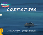 Lost at Sea Gold Band