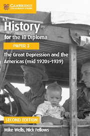 The Great Depression and the Americas (mid 1920s-1939) Cambridge Elevate edition (2 Years)