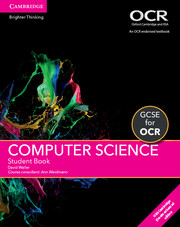 for OCR Student Book with Cambridge Elevate enhanced edition (2 Years)
