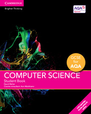 GCSE Computer Science for AQA Student Book with Cambridge Elevate Enhanced Edition (2 Years)