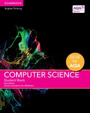 GCSE Computer Science for AQA Student Book
