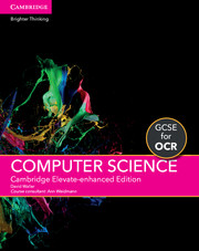 for OCR Cambridge Elevate enhanced edition (2 Years)