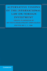 Alternative Visions of the International Law on Foreign Investment