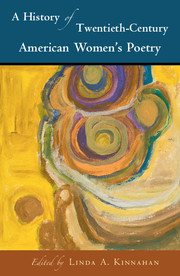 Asian American Women Poetry