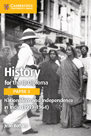 Nationalism and Independence in India (1919-1964) Cambridge Elevate edition (2 Years)