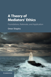 A Theory of Mediators' Ethics