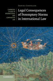 Legal Consequences of Peremptory Norms in International Law