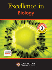 Excellence in Biology Senior Secondary 3 Student's Book
