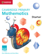 Cambridge Primary Mathematics Starter Activity Book C