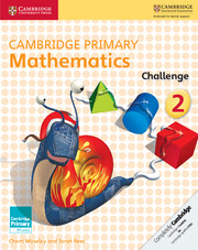 Cambridge Primary Mathematics Challenge