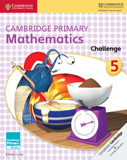 Cambridge Primary Mathematics Challenge 5