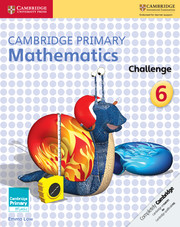Cambridge Primary Mathematics Challenge 6