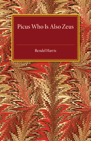 Picus Who Is Also Zeus