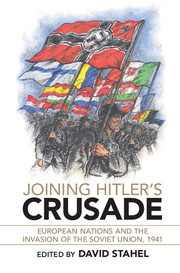 Joining Hitler's Crusade