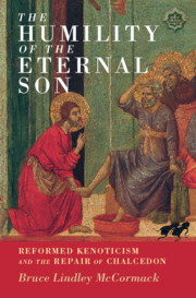 The Humility of the Eternal Son