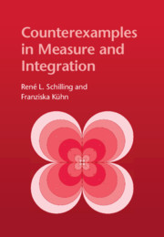 Counterexamples in Measure and Integration