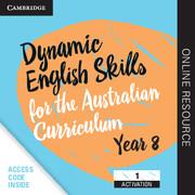 Dynamic English Skills for the Australian Curriculum Year 8 1 year subscription