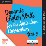Dynamic English Skills for the Australian Curriculum Year 9 i year subscription