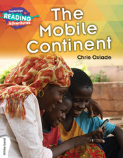 The Mobile Continent White Band