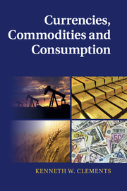 Currencies, Commodities and Consumption