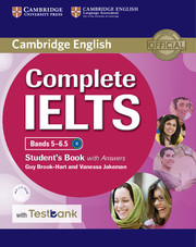 Complete IELTS Bands 5–6.5
