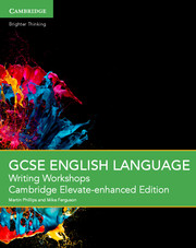 GCSE English Language Writing Workshops Cambridge Elevate Enhanced Edition (1 Year) School Site Licence