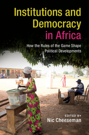 Institutions and Democracy in Africa