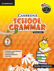 Cambridge School Grammar Level 2 Student Book