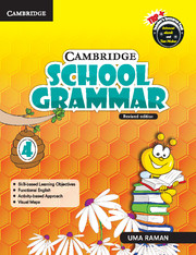 Cambridge School Grammar Level 4