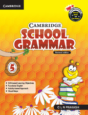 Cambridge School Grammar Level 5 Student Book