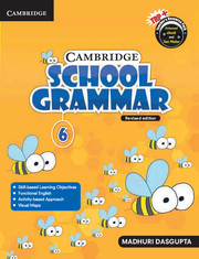 Cambridge School Grammar Level 6 Student Book