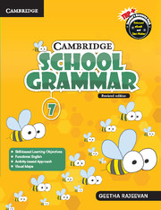 Cambridge School Grammar Level 7 Student Book