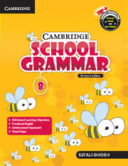 Cambridge School Grammar Level 8