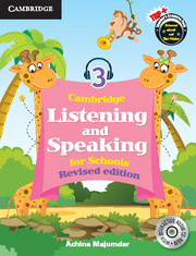 Cambridge Listening and Speaking for Schools Level 3