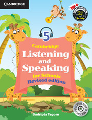 Cambridge Listening and Speaking for Schools Level 5