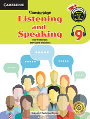Cambridge Listening and Speaking for Schools Level 9