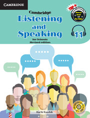 Cambridge Listening and Speaking for Schools Level 11