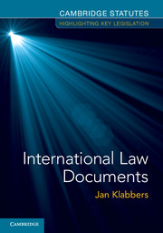 International Law Documents