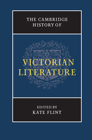 The Cambridge History of Victorian Literature