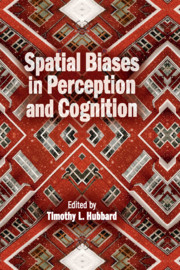 Spatial Biases in Perception and Cognition