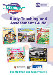 Early Teaching and Assessment Guide