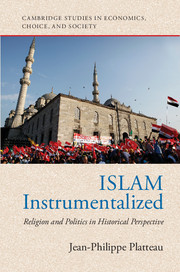 Islam Instrumentalized