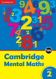 Cambridge Mental Maths Grade 2