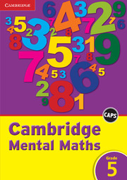 Cambridge Mental Maths Grade 5